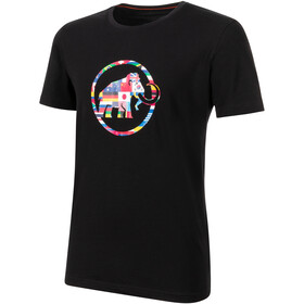 Mammut Nations Camiseta Hombre, black